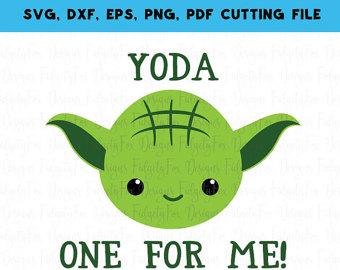 Cute Yoda PNG - 40331