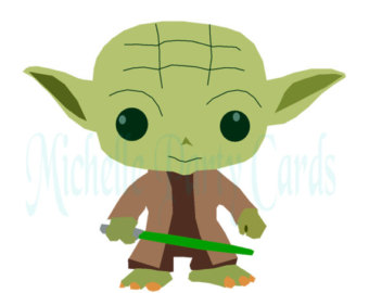 Cute Yoda PNG - 40321