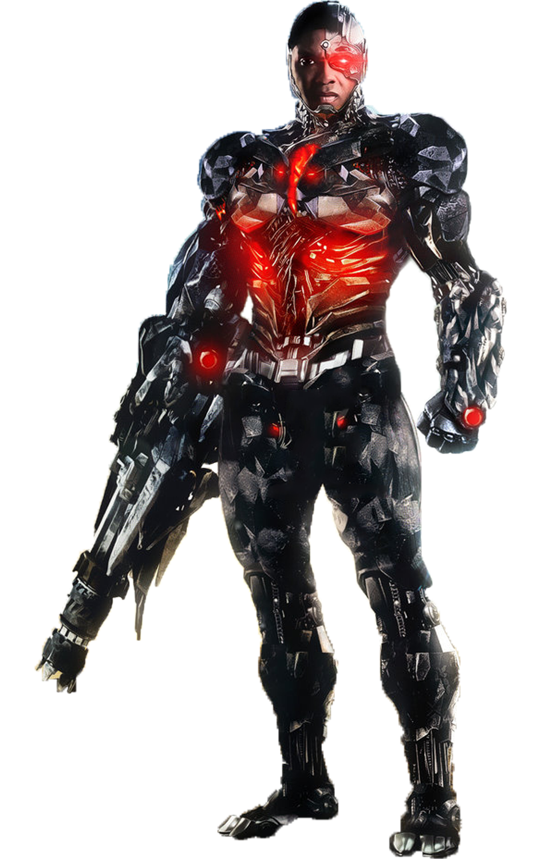 Cyborg PNG - 24639