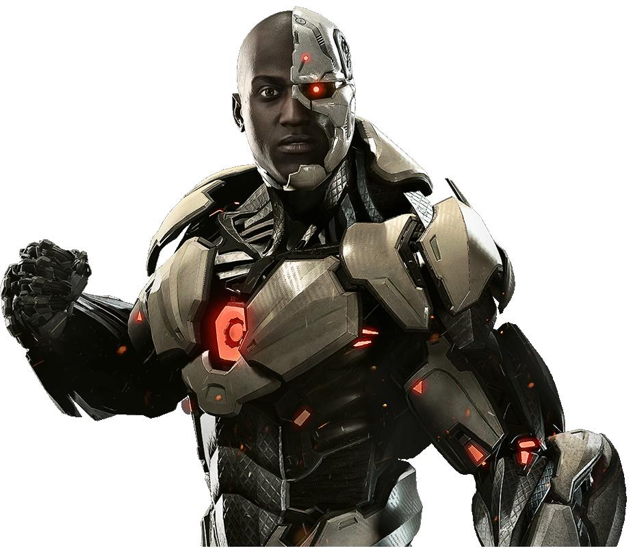 Cyborg PNG - 24650