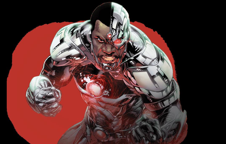 Cyborg PNG - 24637