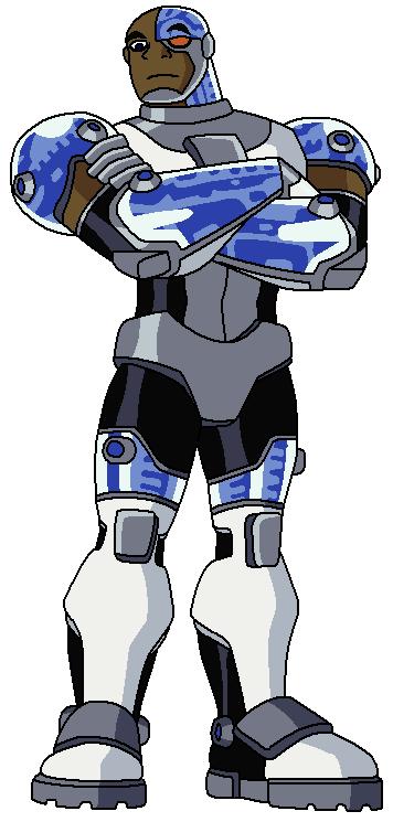 Cyborg PNG - 24646