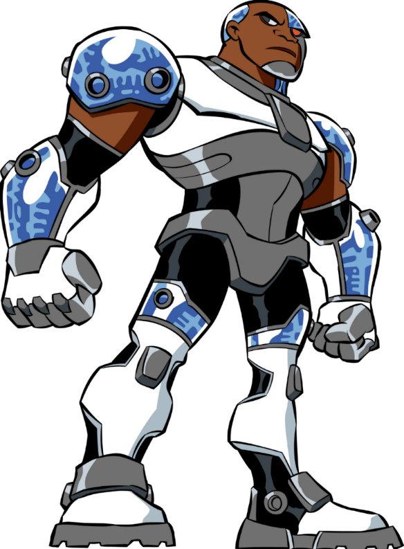 Cyborg PNG - 24647