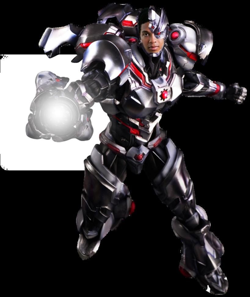 Cyborg PNG - 24636