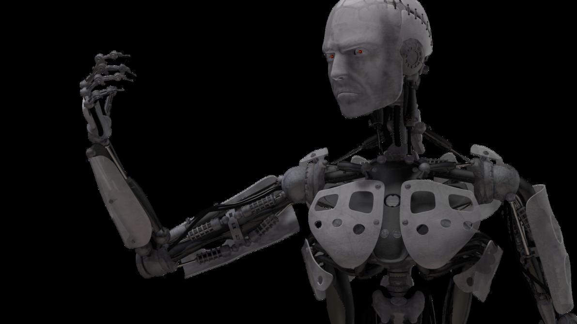 Cyborg PNG - 19197