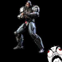Cyborg PNG - 24642
