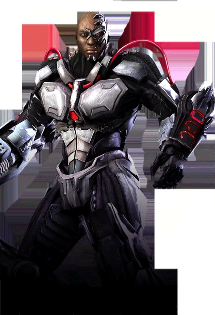 Cyborg PNG - 24641