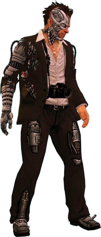 Cyborg PNG - 24648