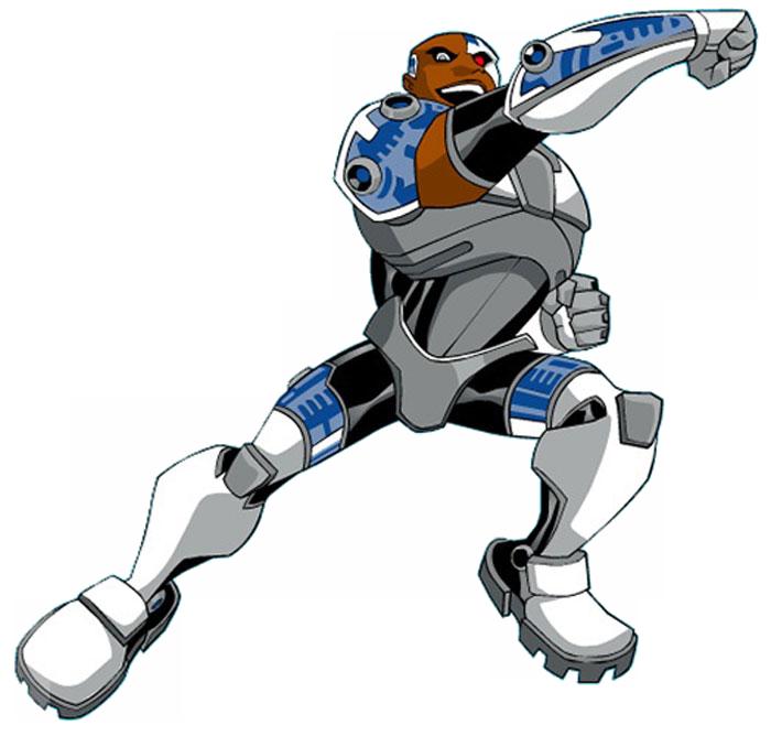 Cyborg PNG - 24638