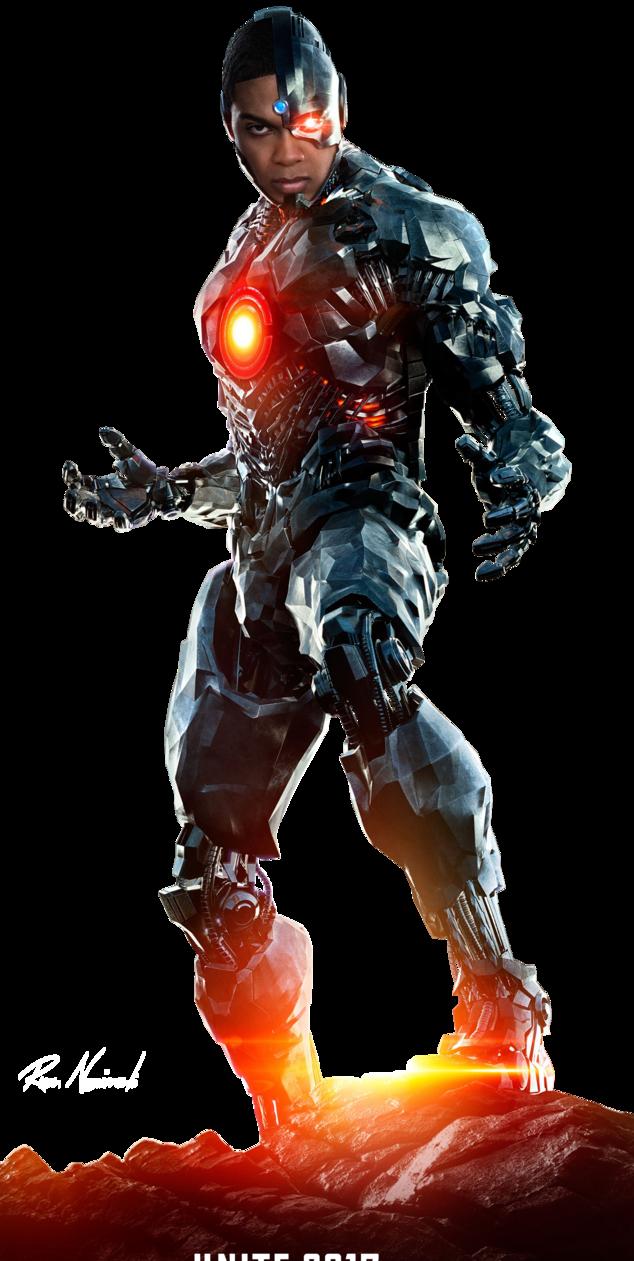 Cyborg PNG - 24649