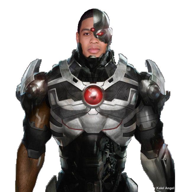 Cyborg PNG - 24651