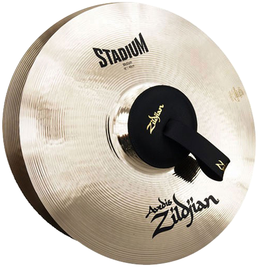 Clash Cymbals.PNG - Cymbals Instrument PNG