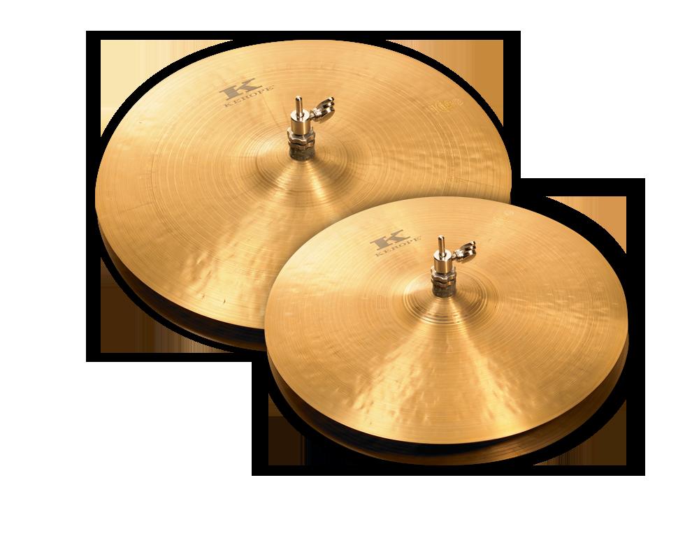 Explore Kerope HiHats - Cymbals Instrument PNG