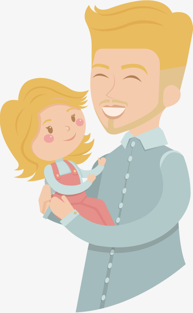 Dad And Daughter PNG - 134939
