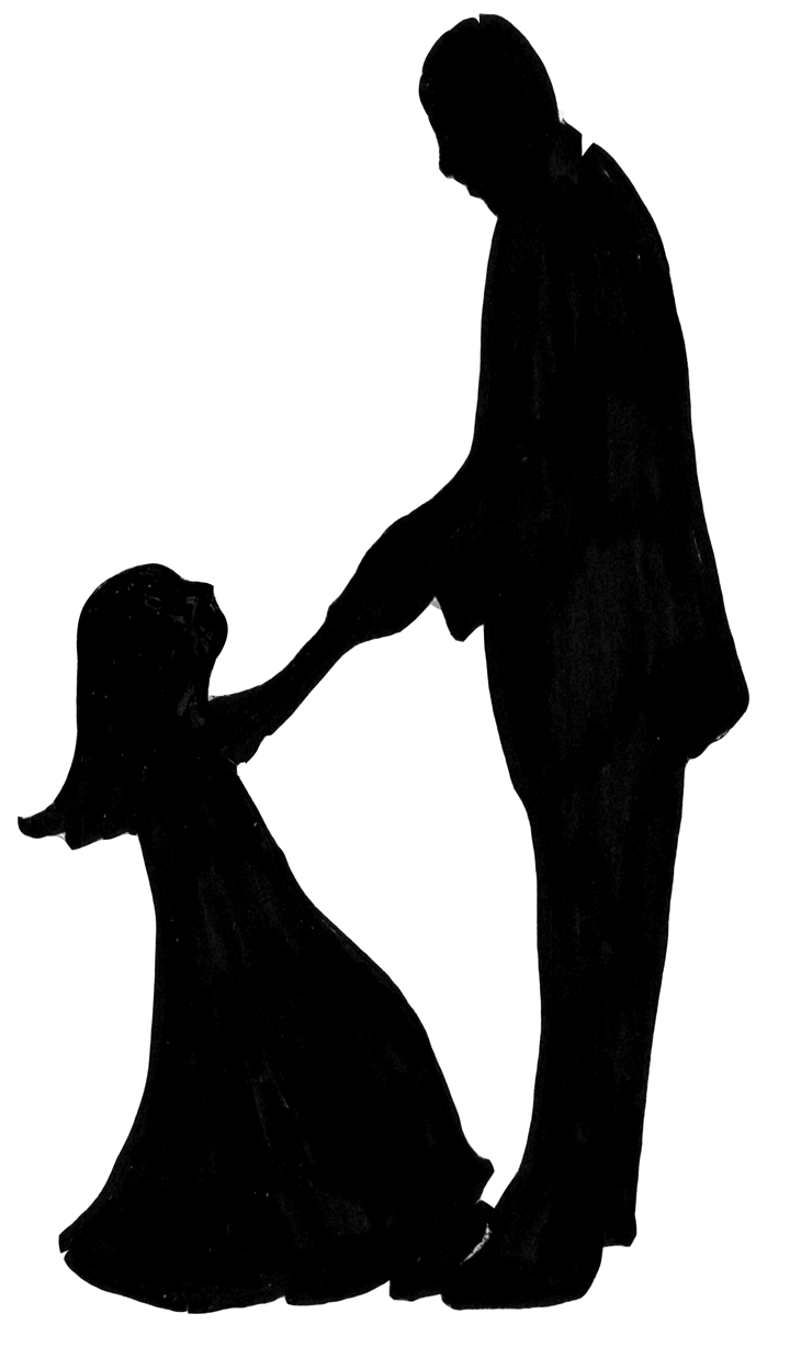 Dad And Daughter PNG - 134943
