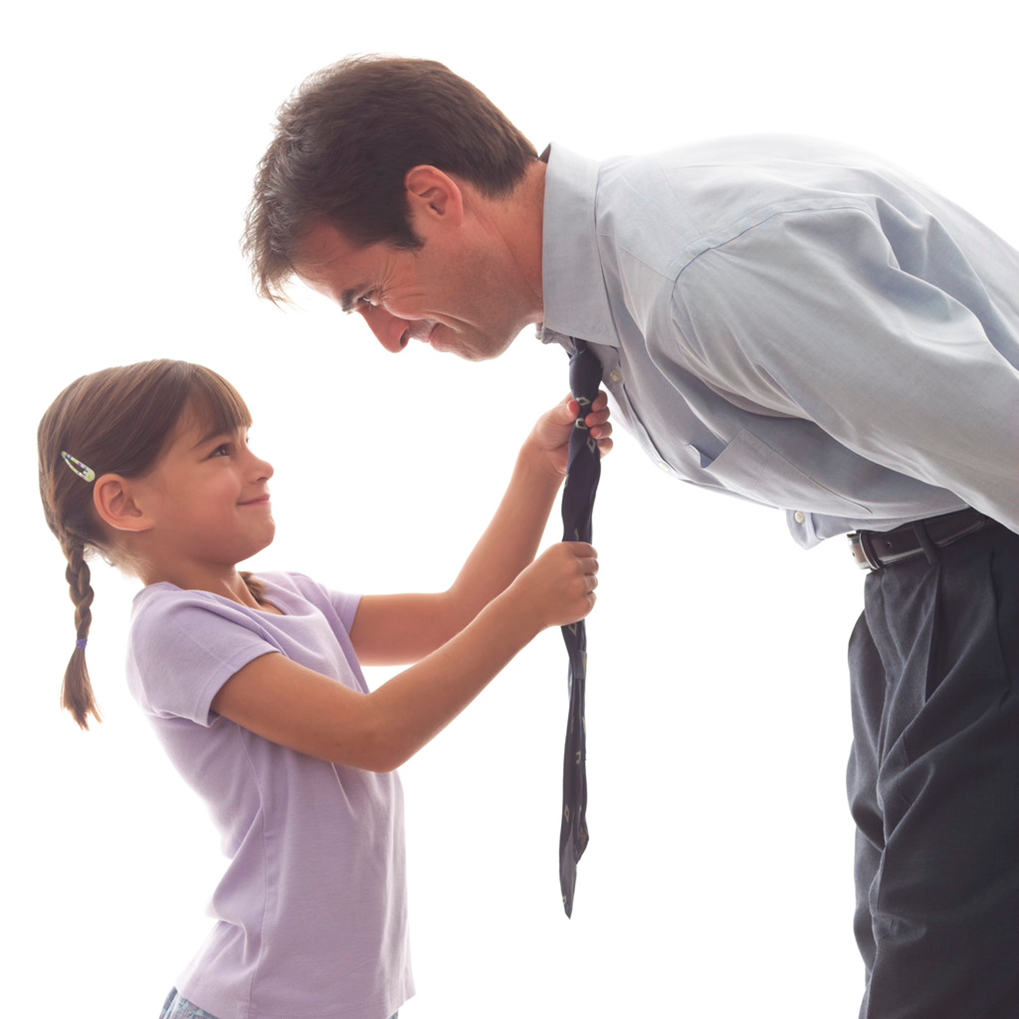 Dad And Daughter PNG - 134937