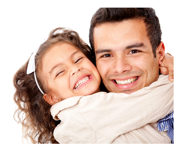 Dad And Daughter PNG - 134946