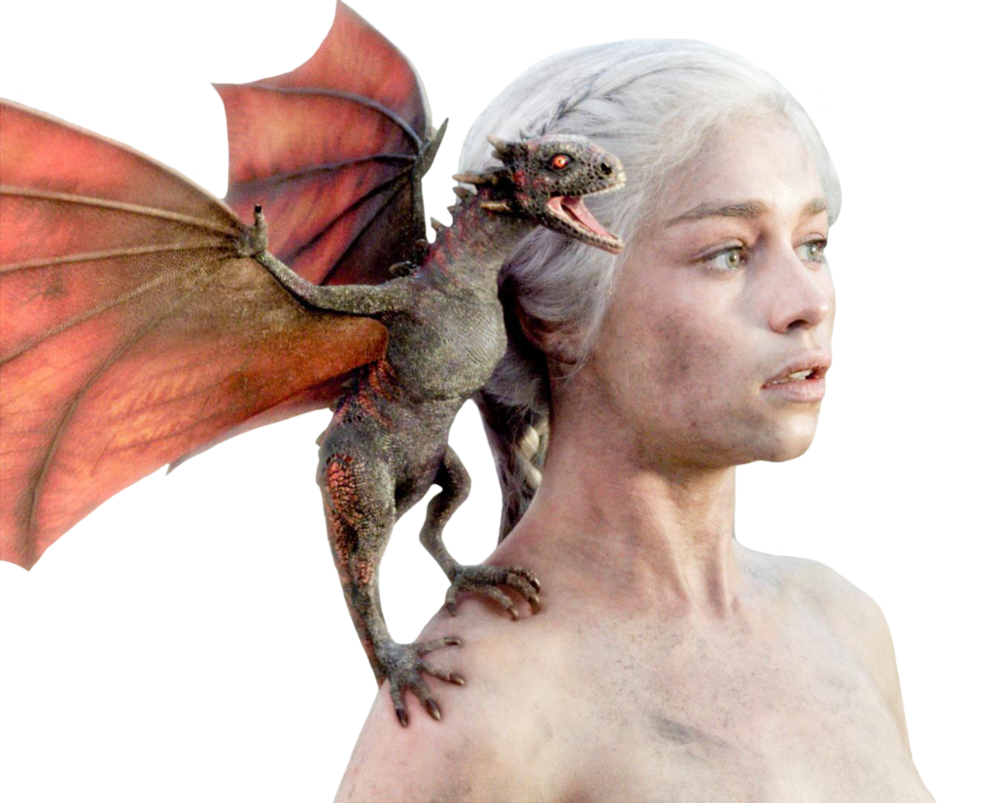 Daenerys Targaryen-Game of Thrones PNG 3 by Isobel-Theroux PlusPng.com  - Game Of Thrones PNG