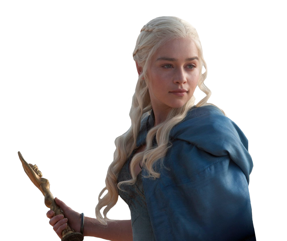 Daenerys Targaryen-Game of Thrones PNG 4 by Isobel-Theroux - Game Of Thrones PNG