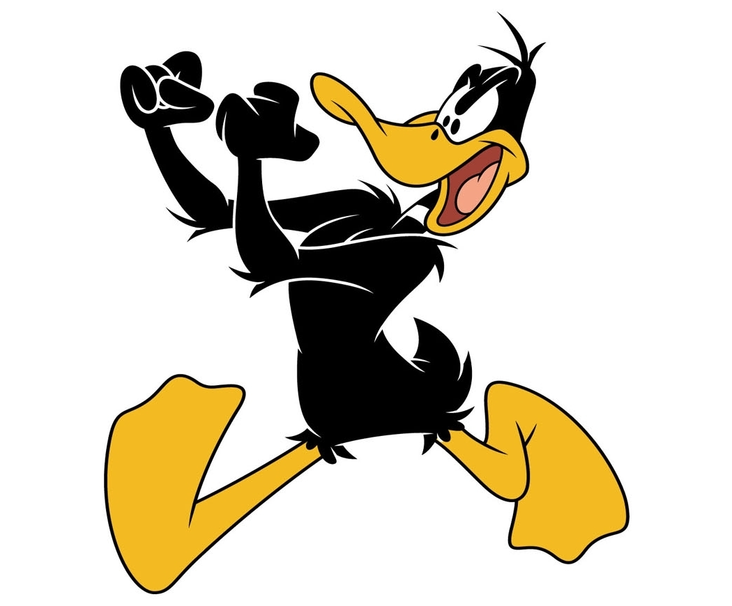 Daffy-duck 00402319.png - Daffy Duck PNG