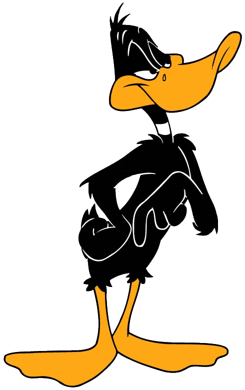 Daffy Duck.png - Daffy Duck PNG
