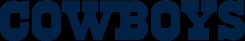 File:Cowboys wordmark.svg - Dallas Cowboys PNG