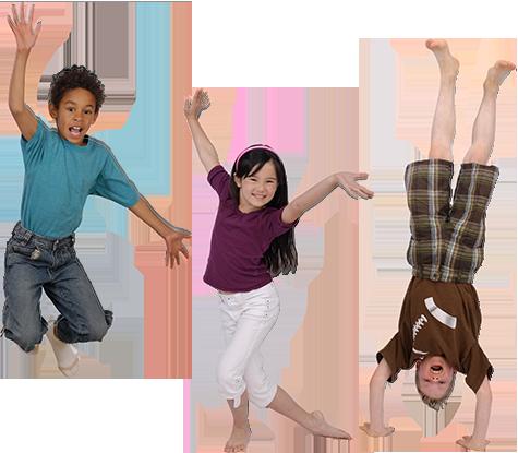 Dancing Kids PNG HD - 131932