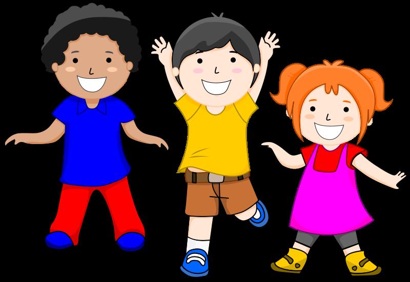 Dancing Kids PNG HD - 131945