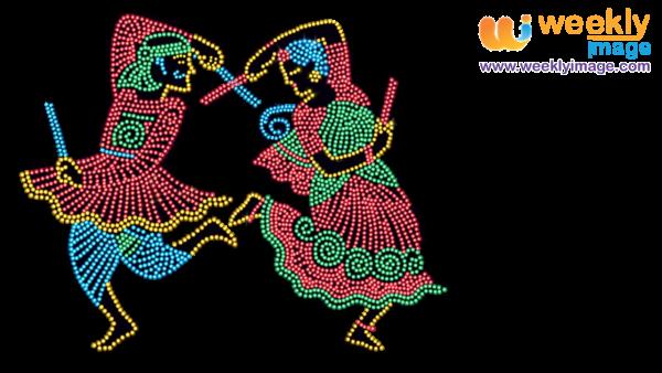Dandiya PNG HD - 137323