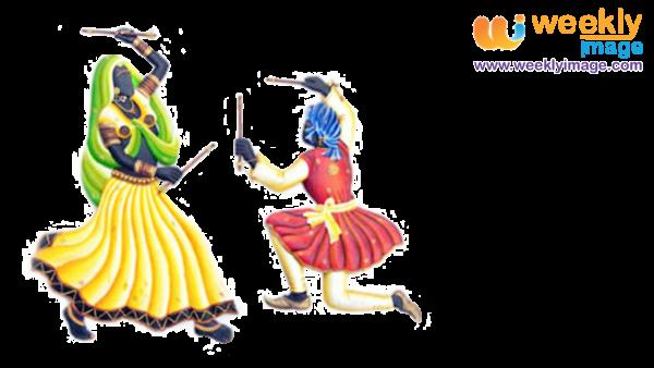 Dandiya PNG HD - 137319