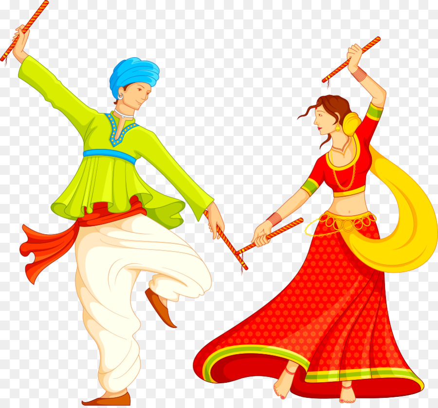 dandiya stick happy navratri