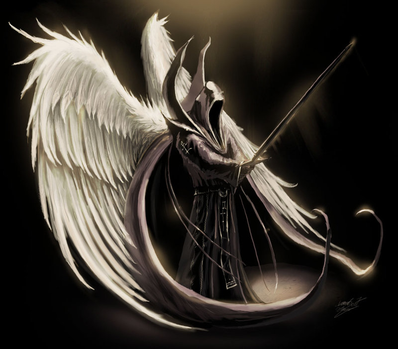 Dark Angel by LordHannu - Dark Angel PNG