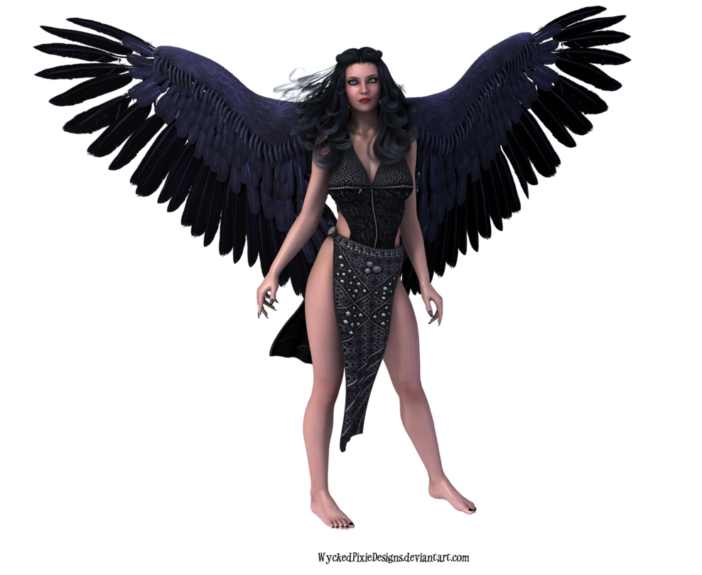 Download Dark Angel PNG image