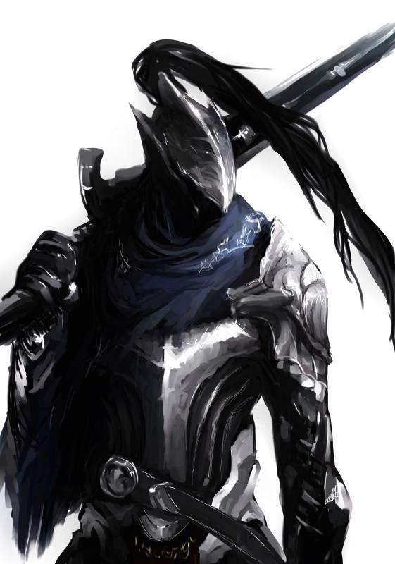38173-dark-souls-artorias-the-abysswalker.bb861b168f6107aab2703cdf1f2d7ac4. png - Dark Souls PNG
