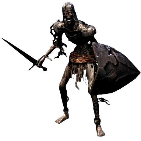 Armored Hollow.png - Dark Souls PNG