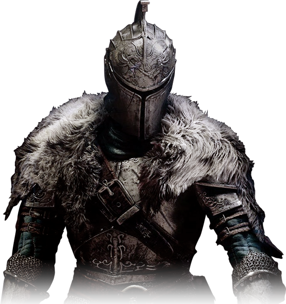 Dark Souls II Warrior.png - Dark Souls PNG