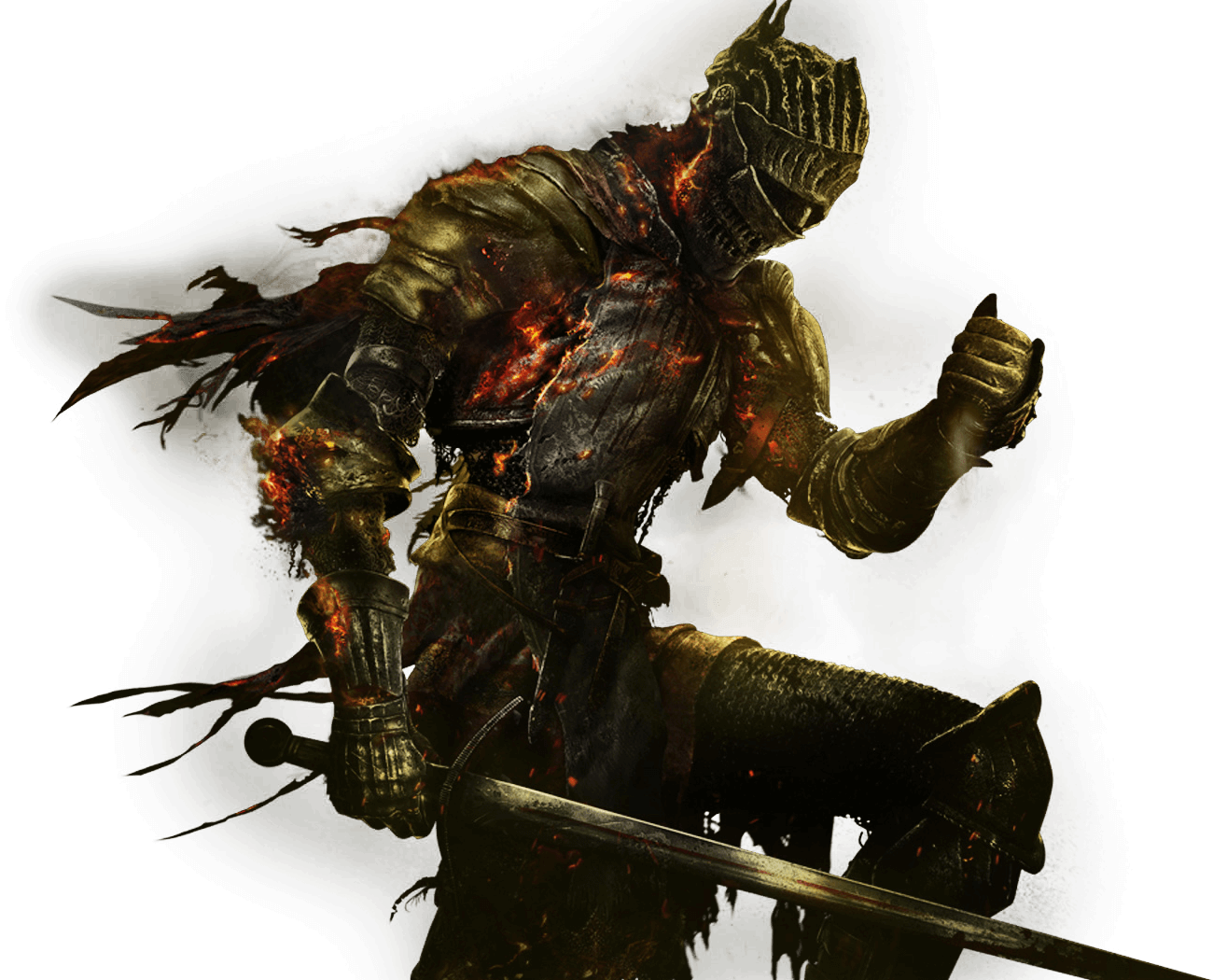Dark Souls Knight - Dark Souls PNG