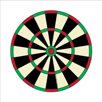 Call us: (877) 732-7733 - Dart Board PNG HD