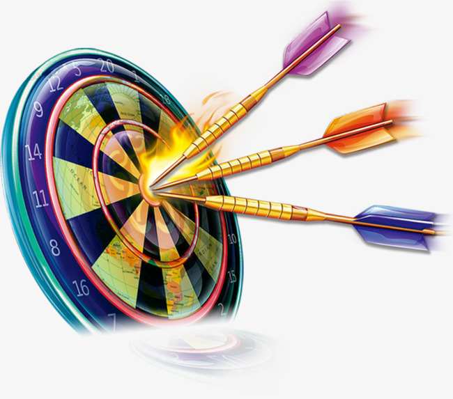 Darts Free HD pull material, Darts, Target, Game PNG and PSD - Dart Board PNG HD
