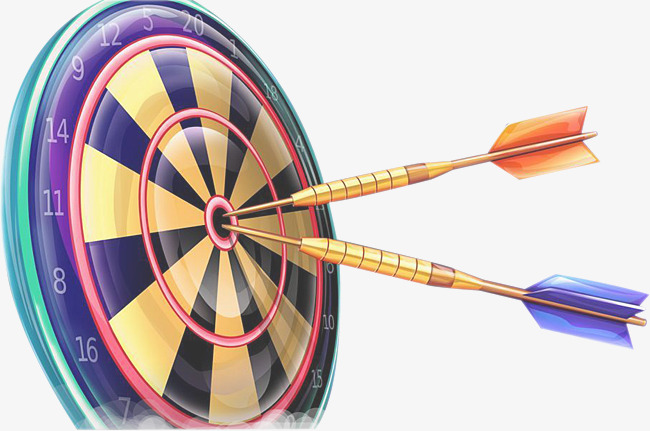 Darts HD Free buckle material, Darts, Target, Game PNG Image and Clipart - Dart Board PNG HD