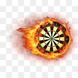 flame dart board, Dart Board, Arrow Target, Arrow Darts PNG and PSD - Dart Board PNG HD