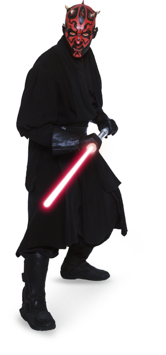 Darth Maul render.png - Darth Maul PNG