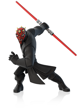File:Darth Maul Disney INFINITY.png - Darth Maul PNG