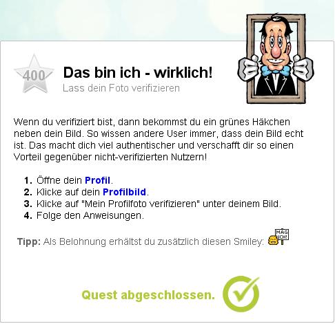 Quest_Das_bin_ich_-_wirklich!.png PlusPng.com  - Das Bin Ich PNG