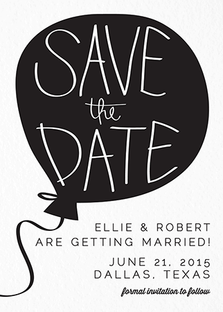 Save The Date PNG Black And White-PlusPNG pluspng.com-322 - Save The - Date PNG Black And White