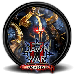 Dawn of War II Chaos Rising 2 Icon - Dawn Of War PNG
