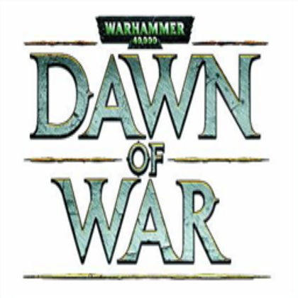 Dawn of War logo - Dawn Of War PNG