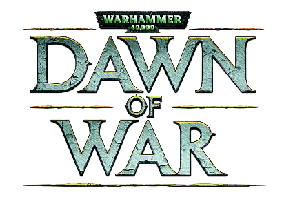 Dawn-of-War-Logo.png - Dawn Of War PNG