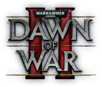 File:Dow2 logo.png - Dawn Of War PNG