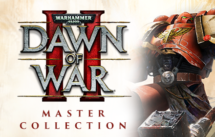 Warhammer 40,000: Dawn of War II - Master Collection | macgamestore pluspng.com - Dawn Of War PNG